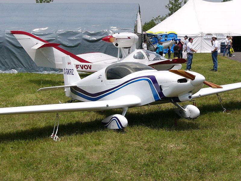 Amature built aircraft fast build