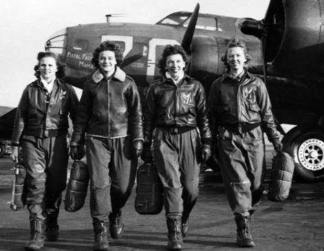 More Amazing Female Pilots Of The 20th Century